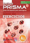 Nuevo Prisma nivel A1 Ćwiczenia + CD (wersja rozszerzona)