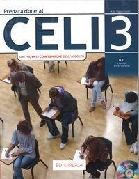 Preparazione al CELI 3 Książka + CD