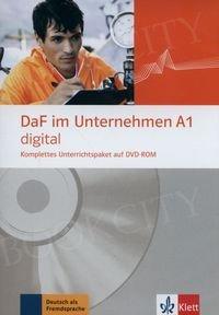 Daf im Unternehmen A1 Digital Komplettes Unterrichtspaket auf DVD