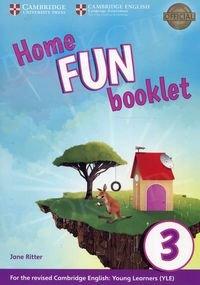 Storyfun 3 Movers Home Fun Booklet