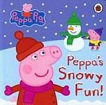 Peppa Pig Peppa's Snowy Fun