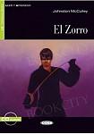 El Zorro Książka+CD