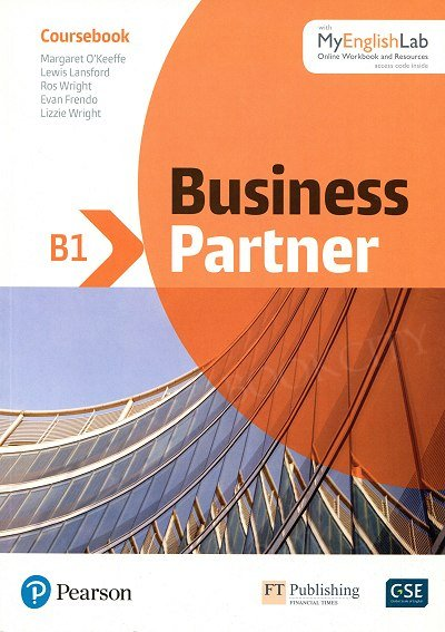 Business Partner B1 Coursebook with MyEnglishLab