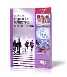 Flash on English for Marketing & Advertising Książka+mp3 audio