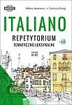 Italiano Repetytorium tematyczno-leksykalne Książka +mp3