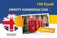 Angielski 100 fiszek. Zwroty konwersacyjne Fiszki + mp3 online