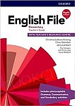 English File (4th Edition) Elementary Teacher's Guide with Teacher's Resource Centre