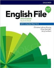 English File Intermediate (4th Edition) Workbook without Key