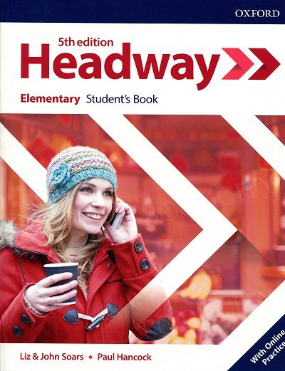 Headway (5th Edition) Elementary Student's Book with Online Practice