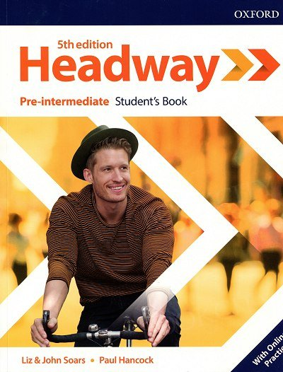 Headway (5th Edition) Pre-Intermediate Student's Book B with Online Practice