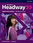 Headway (5th Edition) Upper-Intermediate Workbook with Key
