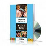 The Great Gatsby Książka+CD