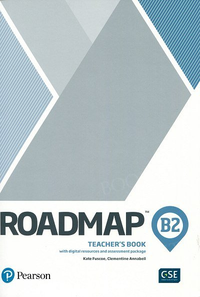Roadmap B2 Teacher's Book with Digital Resources and Assessment package