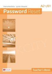 Password Reset A2+/B1 Książka nauczyciela + Class Audio CD + Tests Audio CD