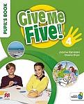 Give Me Five! 4 podręcznik