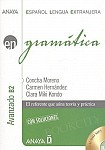 Espanol Lengua Extranjera En Gramatica Avanzado B2 Książka + płyta CD