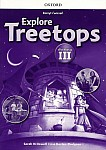 Explore Treetops 3 dla klasy III Teacher's Power Pack z kodem dostępu do Classroom Presentation Tool