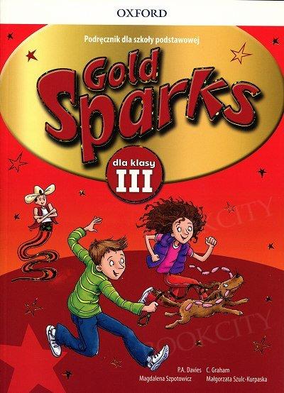Gold Sparks 3 podręcznik