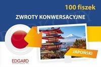 Japoński Fiszki 100 Zwroty konwersacyjne Fiszki + mp3 online