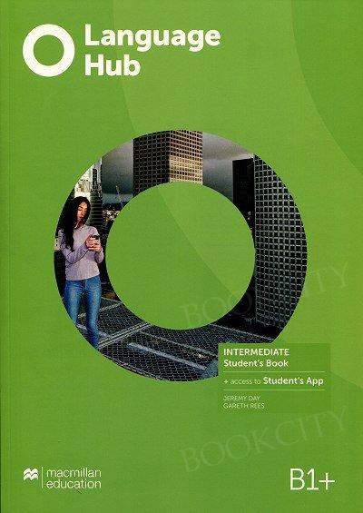 Language Hub Intermediate B1+ podręcznik