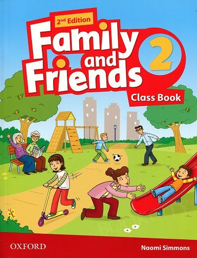 Family and Friends 2 (2nd edition) Class Book