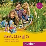Paul, Lisa & Co A1/1 Płyta Audio CD do podręcznika