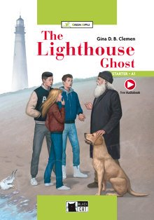 The Lighthouse Ghost Książka + audio online