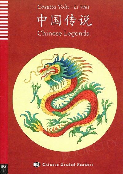 Chinese Legends Książka + audio mp3