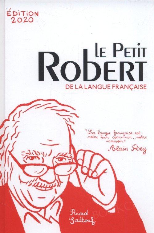 Le Petit Robert de la language francais 2020