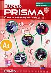 Nuevo Prisma nivel A1 Podręcznik + CD (wersja rozszerzona)