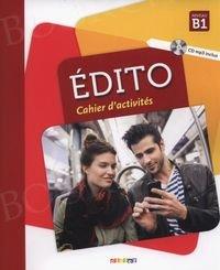 Edito B1 (2edition) Ćwiczenia + CD