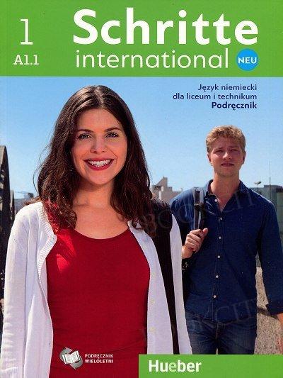 Schritte international neu 1 (Nowa podstawa 2019) podręcznik