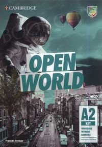 Open World A2 Key Workbook without Answers with Audio Download