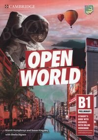 Open World B1 Preliminary Student's Book with Answers with Online Workbook