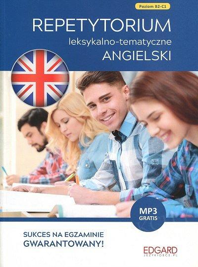 Angielski. Repetytorium leksykalno-tematyczne B2-C1 Książka + MP3 Online