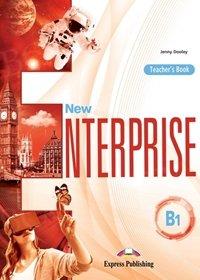 New Enterprise B1 książka nauczyciela