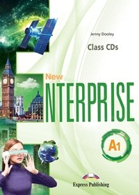 New Enterprise A1 Class Audio CDs (set of 3)