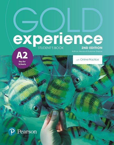Gold Experience A2 Student's Book with Online Practice