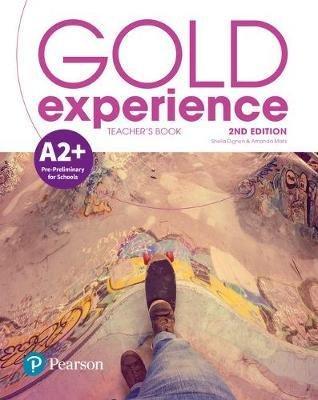 Gold Experience A2+ książka nauczyciela