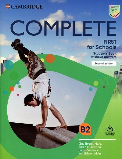 Complete First for Schools B2 Student's Book without answers