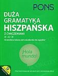 Duża gramatyka hiszpańska z ćwiczeniami Przygotowanie do matury, egzaminu DELE Książka