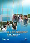 Alles Beginnt - serial edukacyjny Książka z płytą DVD