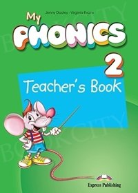 My Phonics 2 Short Vowels książka nauczyciela