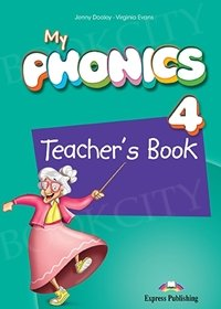 My Phonics 4 Consonant Blends książka nauczyciela