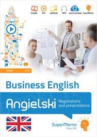 Business English Negotiations and presentations (poziom średni B1-B2) Książka + kod dostępu