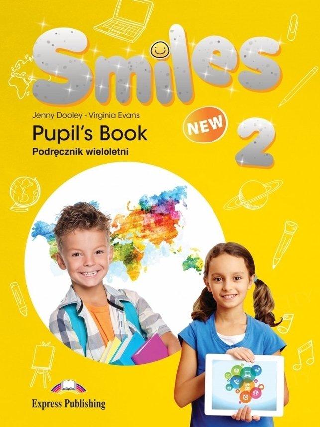 New Smiles 2 podręcznik