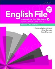 English File Intermediate Plus (4th Edition) MultiPack A