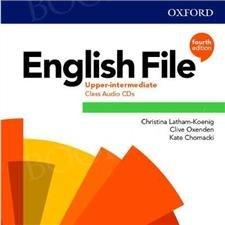English File Upper-Intermediate (4th Edition) Class Audio CDs