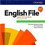 English File Upper-Intermediate (4th Edition) Class Audio CDs