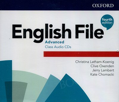English File Advanced (4th Edition) Class Audio CDs
